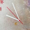 """Laikrodžio mechanizmas """"Baltoji klasika 2"""" (22mm ašis, 10 vnt.)"""
