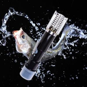 """Elektrinis žuvų žvynų šveitiklis """"Aukščiausia klasė 9"""" (56 W)"""