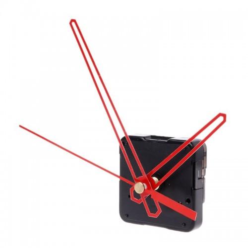 """Laikrodžio mechanizmas """"Stilingosios raudonos rodyklės"""""""