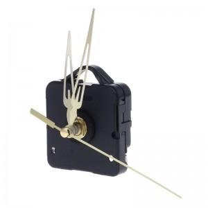 """Laikrodžio mechanizmas """"Stilingosios juodosios rodyklės 3"""" (10 vnt.)"""