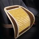 """Masažinė nugaros pagalvė automobiliui """"Stiliaus harmonija"""""""