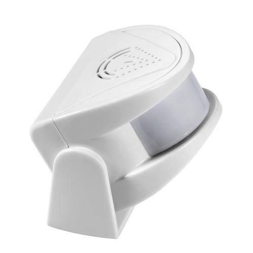 """Sensorinis durų skambutis-apsaugos sistema """"Klientas atėjo 1"""" (Wireless,Infrared)"""