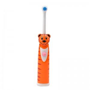"""Elektrinis dantų šepetėlis kūdikiams ir vaikams """"Žvėreliai"""""""