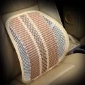 """Masažinė nugaros pagalvė automobiliui """"Tikras poilsis 10"""""""
