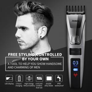 """Profesionali elektroninė plaukų kirpimo mašinėlė """"Aukščiausia klasė"""""""