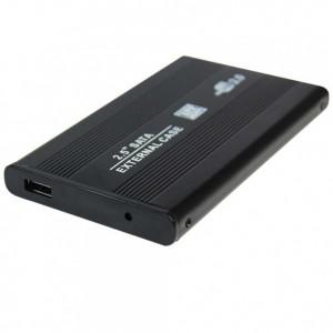 2.5 colio išorinis HDD dėklas SATA