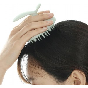 """Elektroninis vibruojantis galvos masažuoklis-šepetys """"Atsipalaidavimas 9"""""""