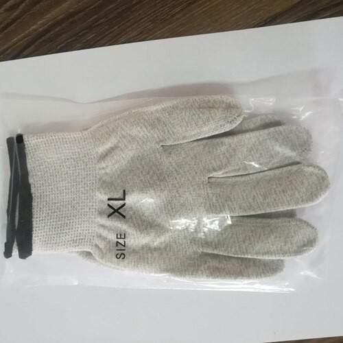 """Elektroimpulsinio masažuoklio pirštinės """"Happy Hands"""" (XL, 22 x 11.5 cm)"""
