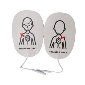 """Elektroimpulsinio masažuoklio treniravimosi padas """"First Time"""""""
