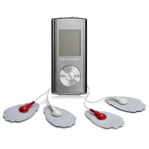 """Elektroimpulsinis masažuoklis """"Minimal Pro"""" (2 kanalų, 6 režimų)"""