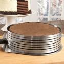 """Tortų ir pyragų pjaustyklė """"Aukščiausia klasė 5"""" (24-29 cm)"""