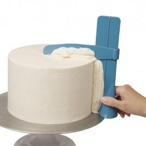 """Tortų ir pyragų formavimo įrankis """"Patogiau nebūna"""""""