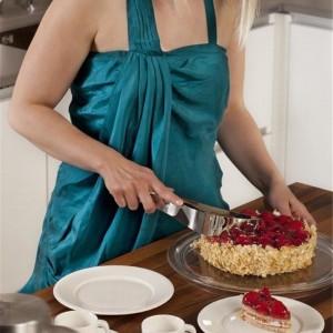 """Tortų ir pyragų pjaustyklė """"Stiliaus elegancija"""""""