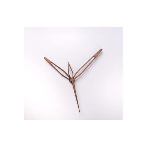 """Laikrodžio mechanizmai """"Medinė elegancija 3"""" (10 vnt.)"""