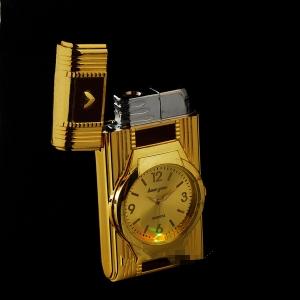 """Vandeniui nepralaidus laikrodis """"Auksinis žiebtuvėlis"""""""