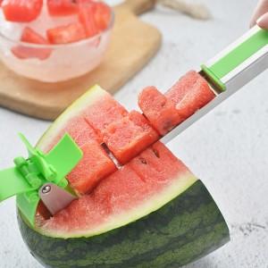 """Figurinė arbūzo pjaustyklė  """"Vegano džiaugsmas 7"""""""