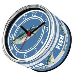 """Būgninis laikrodis """"Koncervų dėžutė"""""""