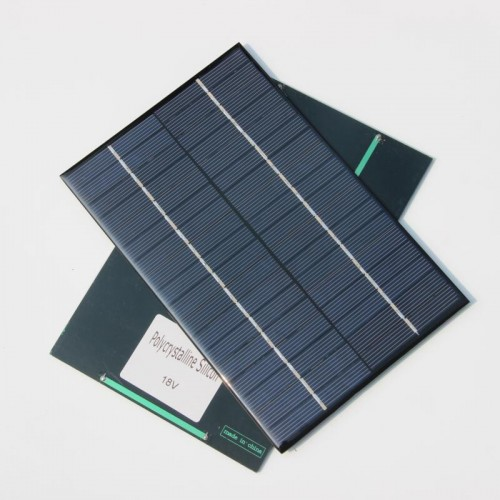 """Saulės modulis """"Saulės energija"""" (18 V 300 mA)"""
