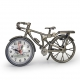 """Laikrodis žaislas """"Sidabrinis dviratukas"""""""