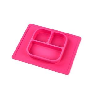 """Vaikiškas silikoninis pietų padėkliukas """"Premium 4"""""""