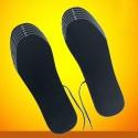 """Šildantys vidiniai batų padai """"Juodoji elegancija 4"""""""