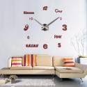 """Sieninis laikrodis """"Modernūs skaičiai"""""""