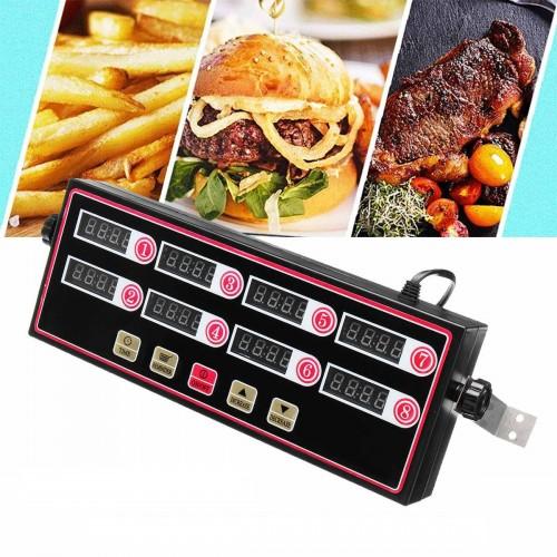 """Elektroninis virtuvinis išmanusis prietaisas """"Virtuvė sielai 4"""" (universalus valdymo pultas, laiko matuoklis)"""