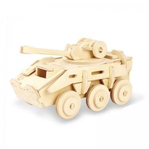 """Surenkamas kostruktorius """"Tankas 2"""""""