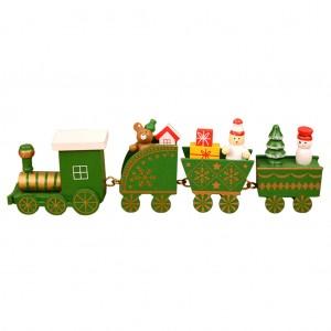 """Medinis traukinys """"Kalėdukas 2"""""""