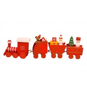 """Medinis traukinys """"Kalėdukas 3"""""""