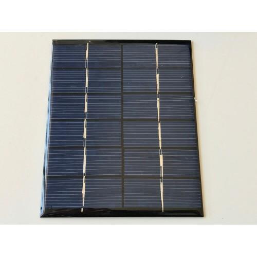 """Saulės modulis """"Saulės energija"""" (6 V 583 mA)"""