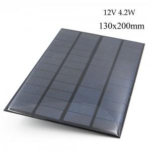 "Saulės modulis ""Solar Power Pro"" (12V 4.2 W)"
