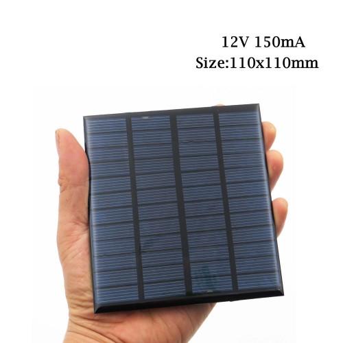 "Saulės modulis ""Solar Power Pro"" (12V 150 mA)"