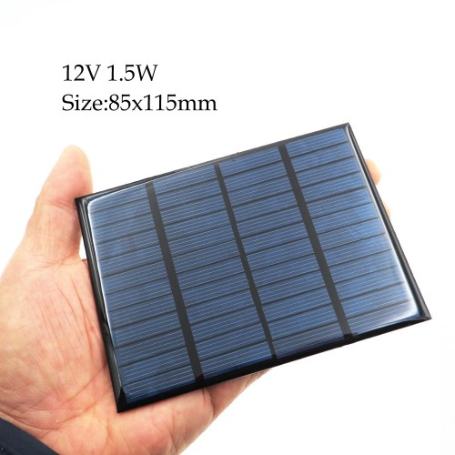 "Saulės modulis ""Solar Power Pro"" (12V 1.5V)"