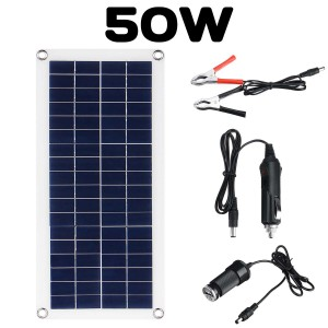 "Saulės modulis ""Solar Power Maximum"" (50 W)"