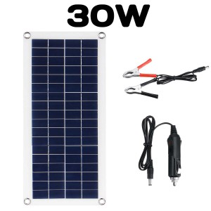 "Saulės modulis ""Solar Power Maximum"" (30 W)"