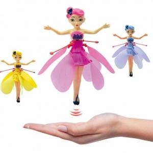 """Skraidantis žaislas """"Puikioji fėja"""" (su distanciniu valdymu)"""