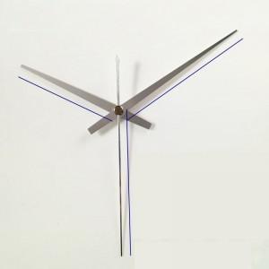 """Laikrodžio mechanizmas """"Sidabrinio stiliaus klasika 3"""""""