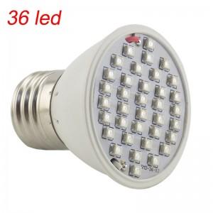 """36 LED lemputė augalams """"Puikioji šviesa 2"""""""