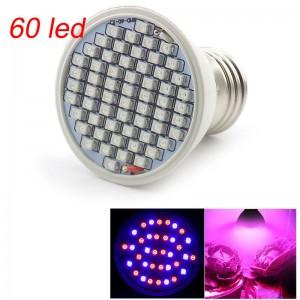 """60 LED lemputė augalams """"Puikioji šviesa 4"""""""