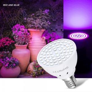 """80 LED lemputė augalams """"Puikioji šviesa 5"""""""