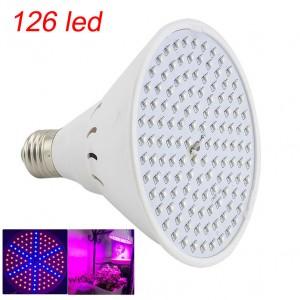 """126 LED lemputė augalams """"Puikioji šviesa 7"""""""