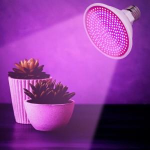 """260 LED lemputė augalams """"Puikioji šviesa 9"""""""