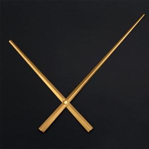 """Sieninio laikrodžio rodyklės """"Auksiniai milžino kardai"""""""
