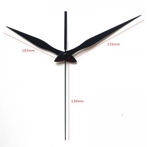 """Sieninio laikrodžio rodyklės """"Juodoji elegancija"""" (30 vnt.)"""