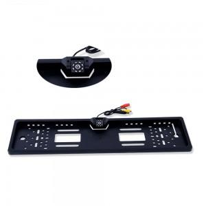 """Galinio vaizdo kamera automobiliui """"Luxury Pro"""" (8 LED)"""