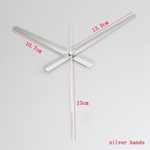 """Sieninio laikrodžio rodyklės """"Baltieji kardai"""" (10 vnt.)"""