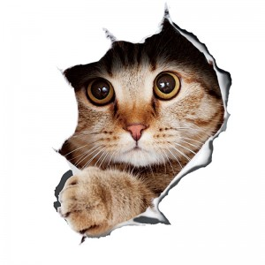 "3D lipdukas ""Katinukas"" (13 x 17.5 cm)"