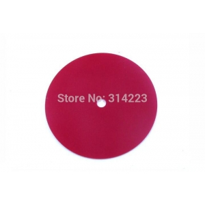 """Sieninio laikrodžio diskas """"Burgundiškos spalvos diskas"""" (20 cm)"""