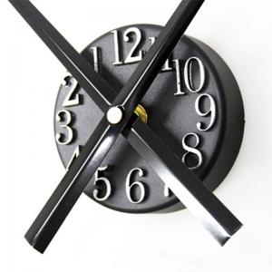 """Sieninio laikrodžio mechanizmas """"Du kardai su skaičiais"""""""